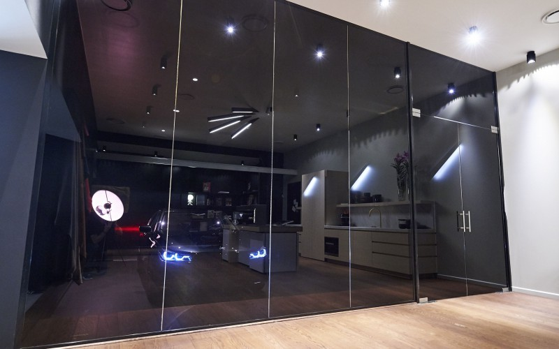 Project bmw brandstore brussel
