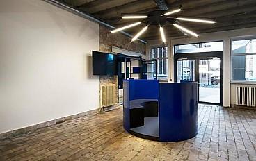 Project watt the firms gent office