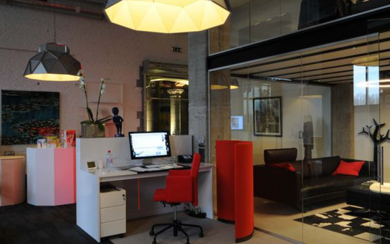 Project demonstr8 office brussel apollo