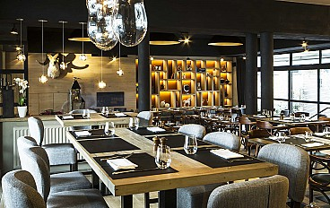 Project klooster restaurant de pinte