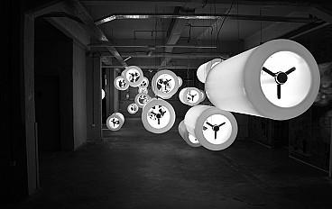 Project art installation