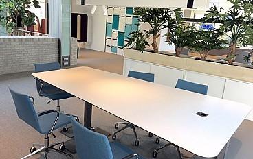 Project kinnarps office wemmel