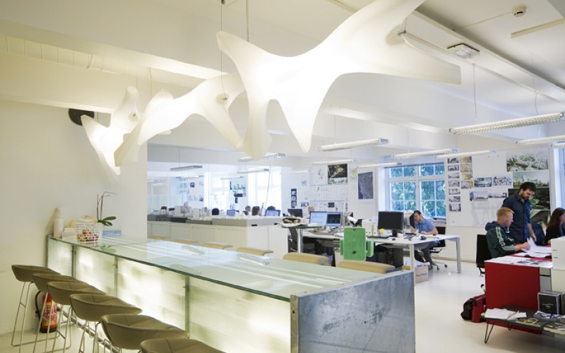 Project architect buro oslo