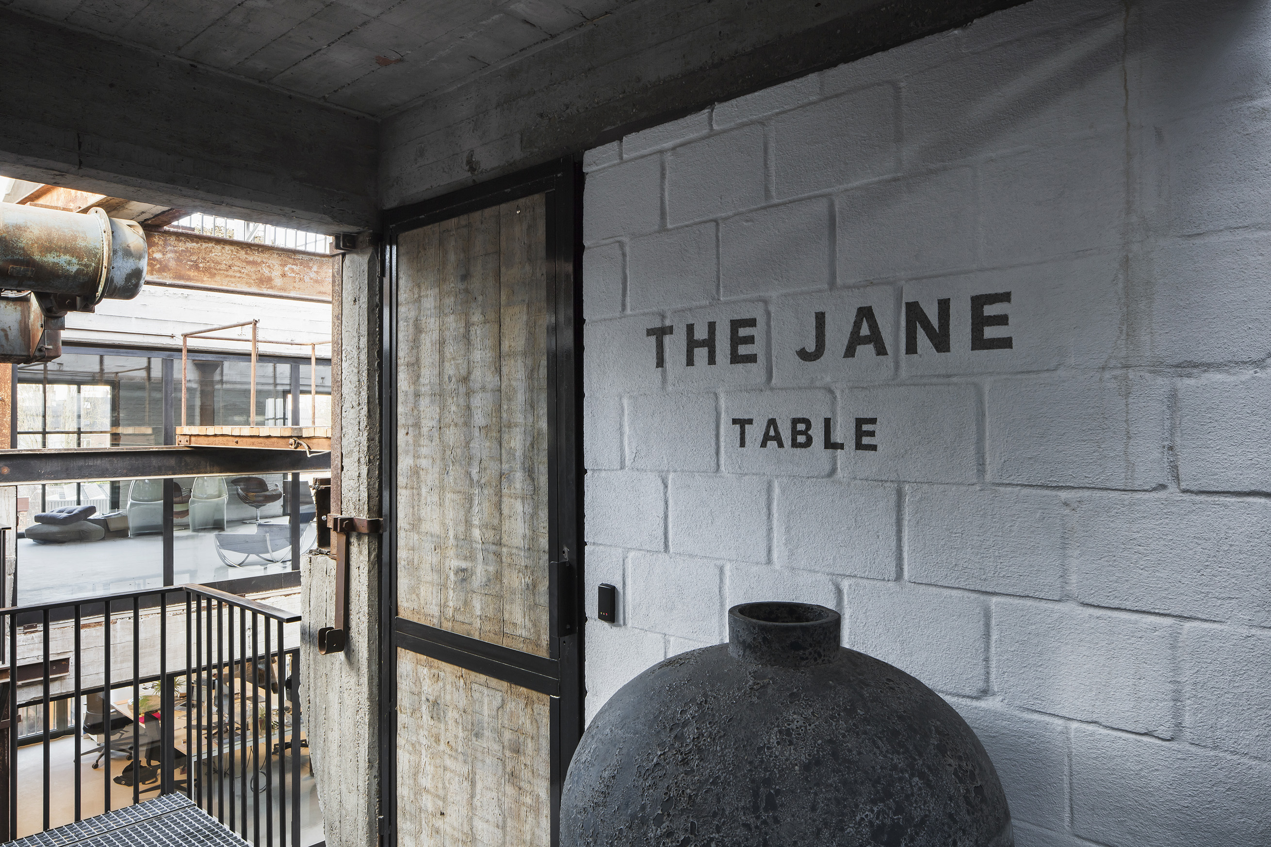 Project the jane table