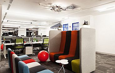 Project google office turkey