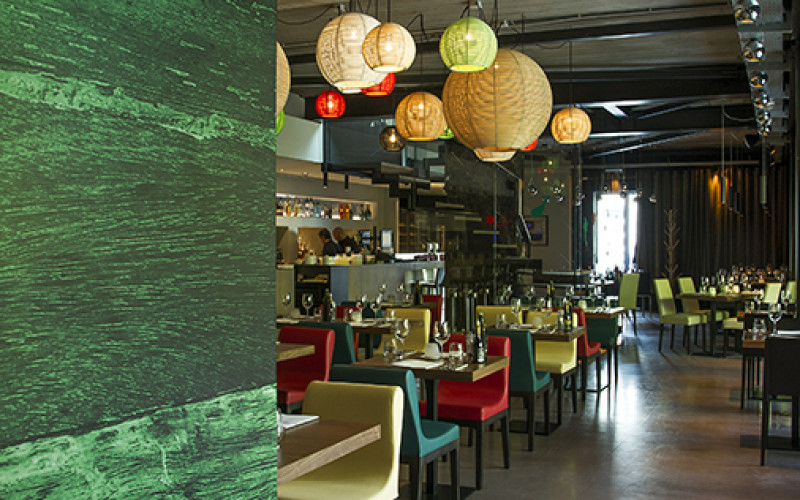 Project Crudo Versuz restaurant