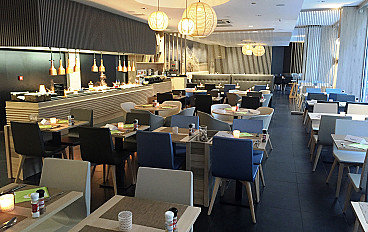 Project hotel Ostend belgium
